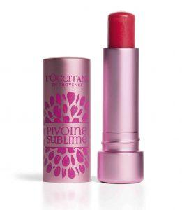 Lip Balm PEONIA Rose Nude_L'Occitane