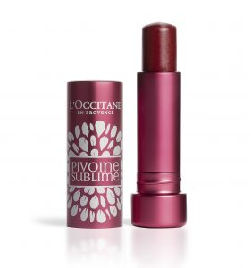 Lip Balm PEONIA Rose Plump_L'Occitane