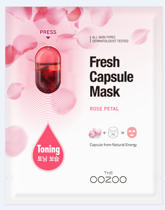 The Oozoo_Fresh Capsule Mask