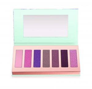 flower delight eyeshadow palette aperta n 02