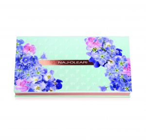 flower delight eyeshadow palette chiusa